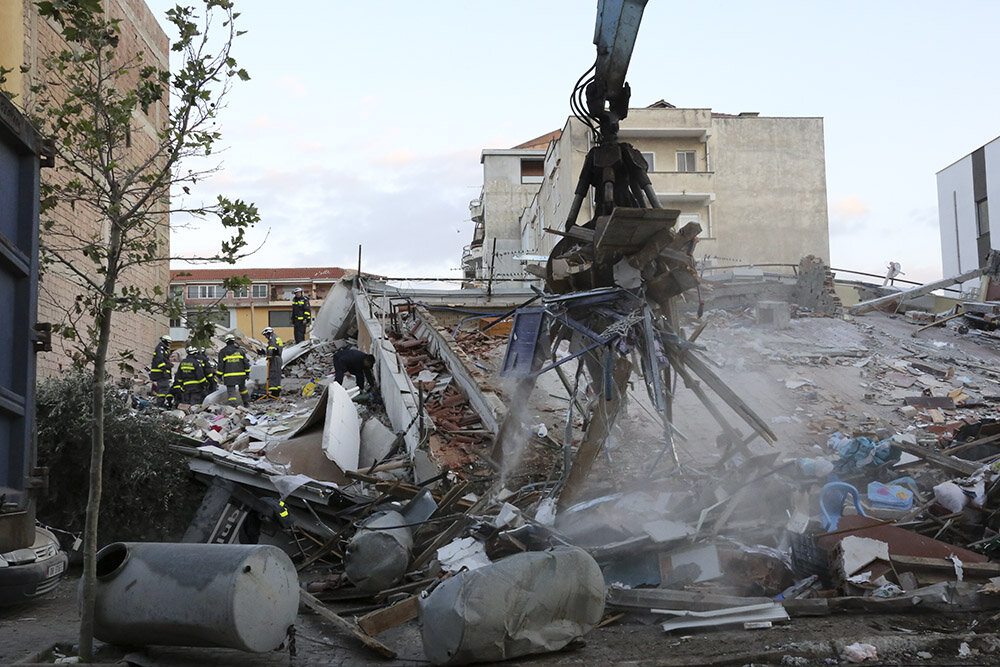 Albania-earthquake